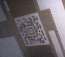 AztecCode image reader