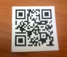 QRCode image reader