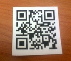 QRCode image reader