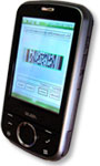 Barcode Decoding Application. Windows Mobile version (Pocket PC).