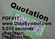 Compact PDF417