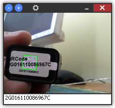 Barcode Scanner sofware keyboard wedge application