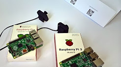 Raspberry Pi B+ vs Raspberry Pi 3